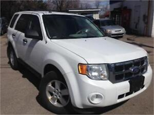2011 Ford Escape XLT,PW,PL,AC/FM/AM,AWD