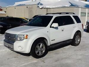 2008 Ford Escape Limited $5995 MIDCITY WHOLESALE 1831 SK AVE