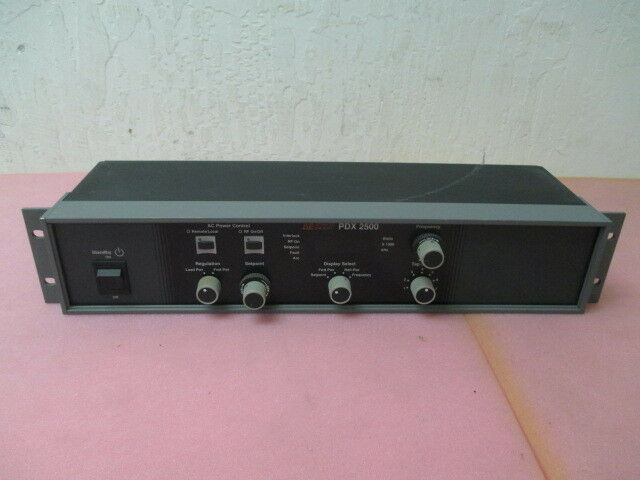 Advanced Energy Ae Pdx 2500 Rf Generator Controller Panel, Pdx-2500, S31597