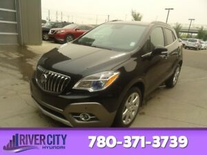 2015 Buick Encore AWD PREMIUM Navigation (GPS),  Leather,  Heate