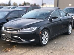 SAFETIED 2015 Chrysler 200 Limited