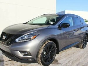 2018 Nissan Murano Midnight Edition 4dr All-wheel Drive