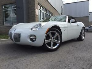 2006 Pontiac Solstice - only 74,000km!! VERY VERY CLEAN!! 5SPD!!