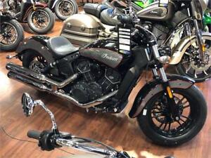 2018 Indian Scout 60 ABS