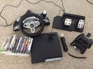 PS3 Console and extras!