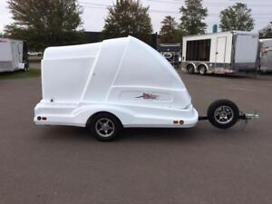 NEW 2018 TOY CARRIER 4' x 9' ENCLOSED TRAILER