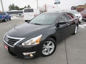 2015 NISSAN ALTIMA 2.5 SV CAMERA S-ROOF ALLOYS PWR SEAT H-SEATS