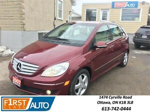 2007 Mercedes-Benz B-Class - Great On Gas - Extremely Clean!