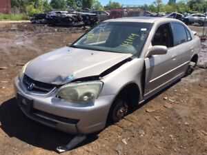 2001 Acura EL just in for parts at Pic N Save!