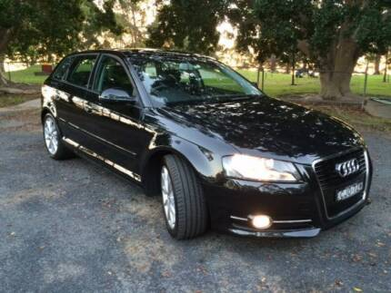 2012 MY13 Audi A3 Hatchback 2L TDI with SUNROOF Roseville Chase Ku-ring-gai Area Preview