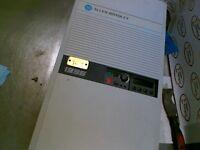 Allen-Bradley Bulletin 1336 B020EAE-FA2-L3 AC Drive Ser A, Output:33A, Input:30A