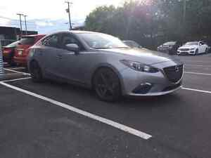 2015 Mazda3 GS Reprise de bail INCITATIF