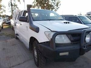 Toyota Hilux 2010 Wrecking! Mount Louisa Townsville City Preview