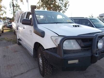 Toyota Hilux 2010 Wrecking!