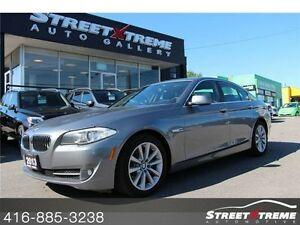 CLEARANCE!!! 2013 BMW 528i xDrive NAVI, SUNROOF, KEYLESS GO