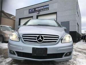 Private sale !! safetied 2006 Mercedes Benz B class