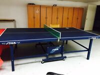 TENNIS TABLE. $125