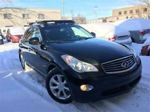 INFINITY EX35 2010/AUTO/AWD/AC/CUIR/CAMERA/FULL ELECT/AUX/MAGS!!