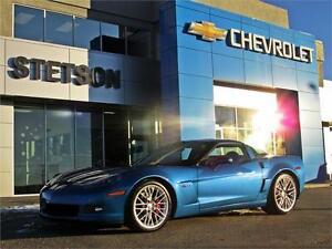 2009 Chevrolet Corvette Z06 7.0L Fixed Roof 3M Package Edmonton Edmonton Area image 2