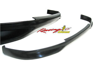 2001-2003 Civic 2/4D Type R Style Front Lip ABS material