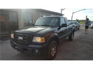2007 Ford Ranger XL ****CERTIFIED & E-TESTED*****GOOD CONDITION London Ontario image 4