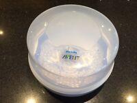 Philips Avent Microwave Steriliser - Brand New