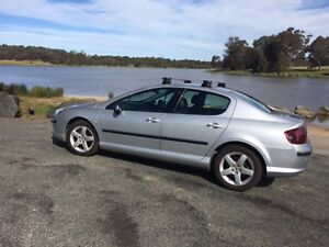 2006 Peugeot 407 Executive Diesel Sedan Belconnen Belconnen Area Preview