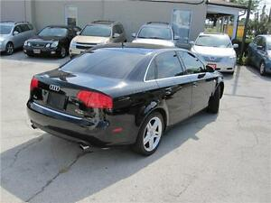 2007 Audi A4 2.0T Quatro All Wheel Drive Clean Leather Sunroof Oakville / Halton Region Toronto (GTA) image 16