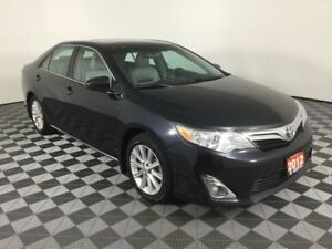 2012 Toyota Camry XLE w/Heated Leather Seats-Navigation-Back up