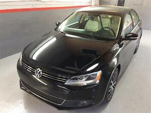 2013 Volkswagen Jetta Sedan Highline/Navigation/Camera/Cuir/Toit