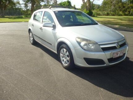 2005 Holden Astra AH CD Silver 5 Speed Manual Hatchback Ballina Ballina Area Preview