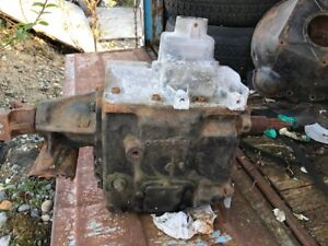 972 Ford  Heavy Duty Transmission