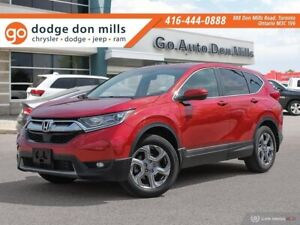 2018 Honda CR-V EX AWD - Sunroof - Heated seats - Back up camera