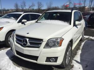 2010 mercedes GLK automatique cuir climatisee 4matic propre
