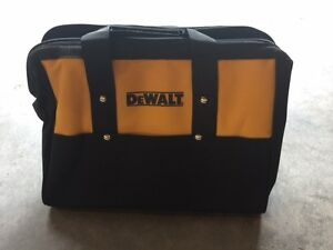 Mid size Dewalt carrying bag for sale, brand new.