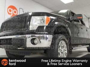 2010 Ford F-150 XLT 5.4L V8 with power drivers seat and keyless