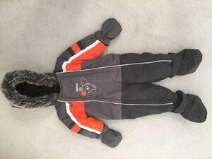 OshKosh B'gosh Fleece-Lined Bunting Suit