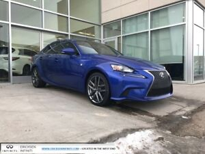 2014 Lexus IS 250 ACCIDENT FREE/NAVIGATION/HEATED SEATS/BACK UP