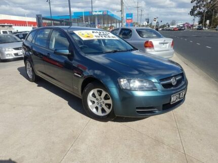 2010 Holden Commodore VE MY10 Omega 6 Speed Automatic Sportswagon Cairnlea Brimbank Area Preview