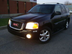 2003 GMC ENVOY SLE  4X4 AUTO BLACK''TAX INCLUDED''
