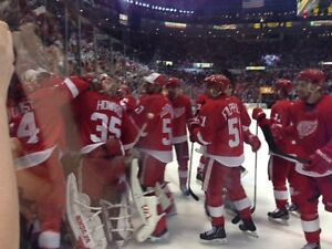 Detroit Red Wings Olympia Club Passes ALL Games $25 Windsor Region Ontario image 4