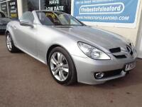 Mercedes-Benz SLK200 Kompressor 1.8 auto Full S/H Low miles 35k P/X