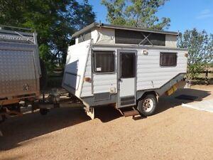 Custom Built Off-Road Caravan Mundubbera North Burnett Area Preview