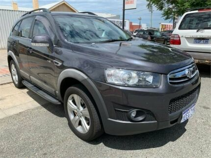 2013 Holden Captiva CG MY13 7 CX (4x4) Grey 6 Speed Automatic Wagon Mount Hawthorn Vincent Area Preview