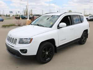 2014 Jeep Compass NORTH ALL SEASON, 2.4L, 4X4, UCONNECT, HEATED