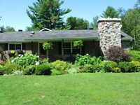 11.4  Acre Country Home/Barn/Shed - West Carleton