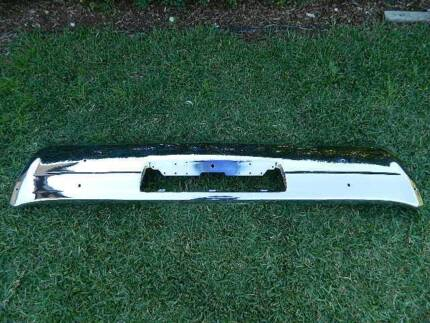 Datsun 260C Chrome Rear Bumper Bar Greenvale Hume Area Preview