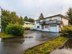 NICE HOUSE IN NORTH NANAIMO FOR RENT