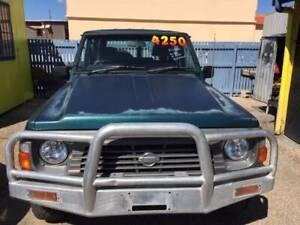1995 Nissan Patrol RX Hermit Park Townsville City Preview