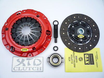 CLUTCHXPERTS STAGE 1 CLUTCH DISC+BEARING+TOOL KIT 3000GT VR-4 TWIN TURBO 3.0L